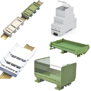 Modular Housings, closed and open